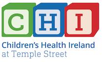 Children's Health Ireland at Temple Street logo