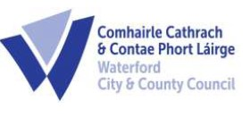 Waterford City and Council Council logo