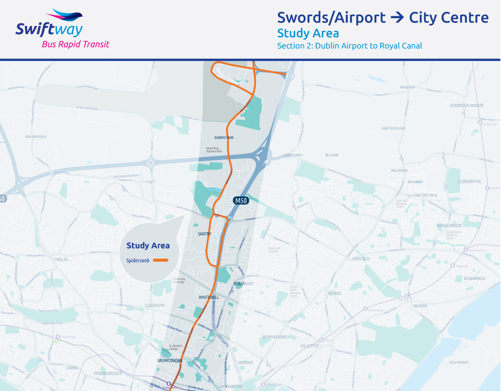 Swords_to_City_Centre_Maps_-_Study_Area_-_Section_2