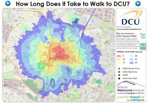 how_long_does_it_take_to_walk_to_DCU map
