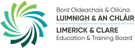 Limerick & Clare Education and Training Board logo