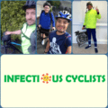 Photo competition entries - Infectious Cyclists - St Vincent's Hospital