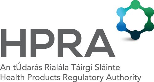 Health Products Regulatory Authority logo