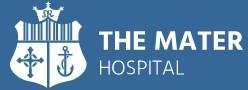 Mater Misericordiae University Hospital logo
