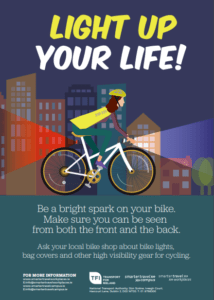 Light up your life poster