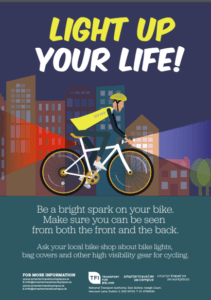 Light up your life poster second version