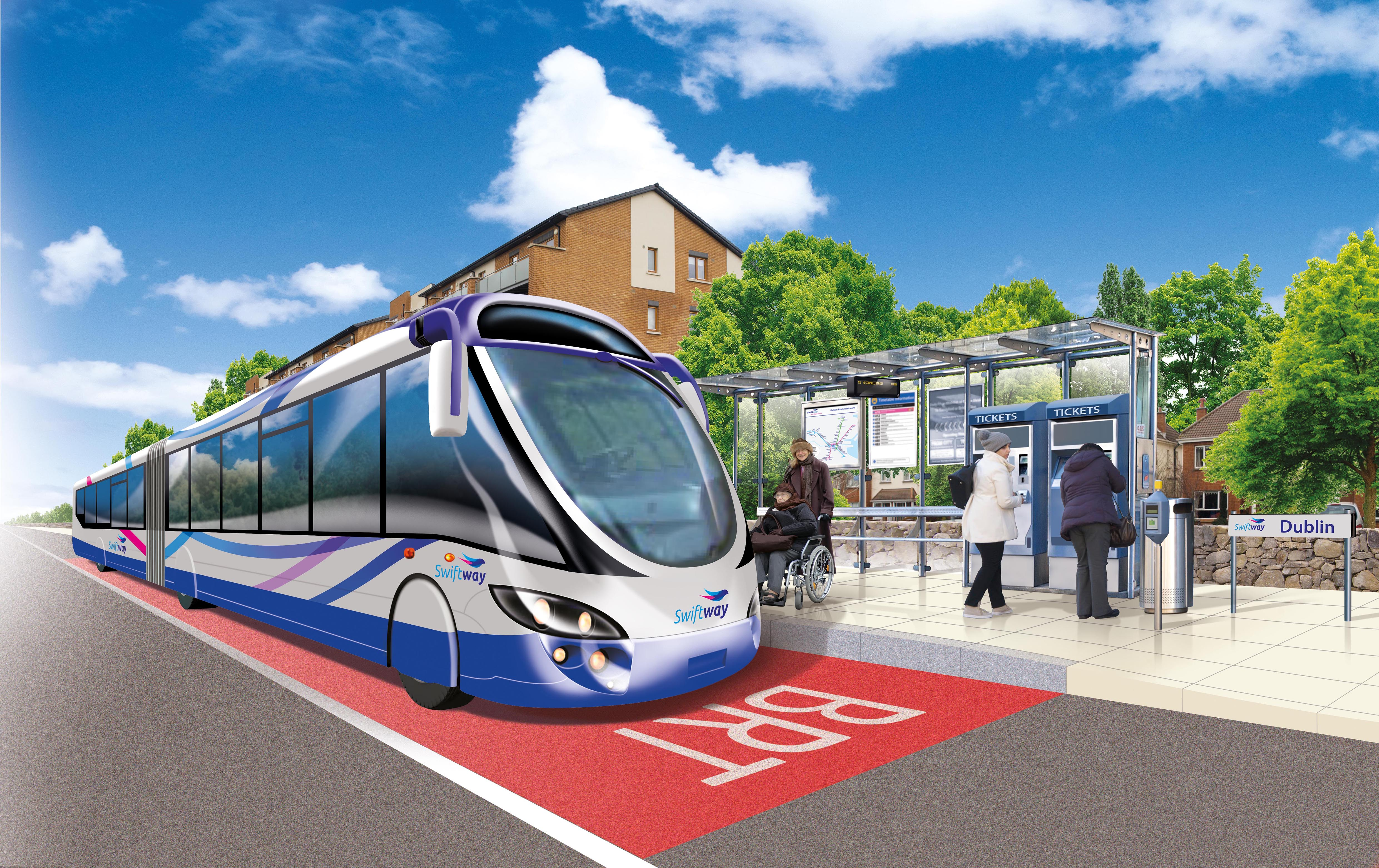 Bus Rapid Transit Public Consultation launched today | National ...