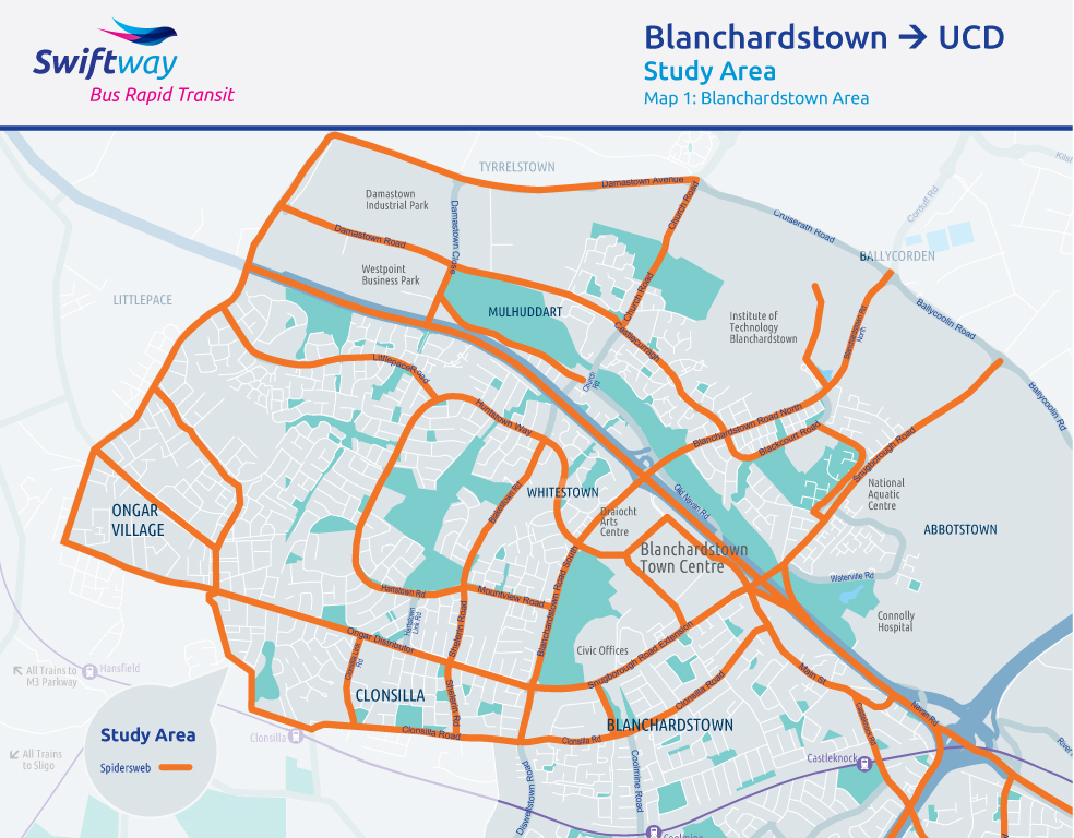 Blanchardstown_to_UCD_Maps_-_Study_Area_-_Map_1