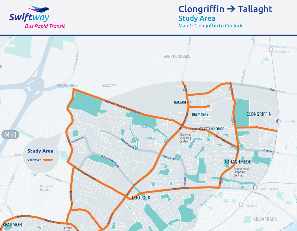 Clongriffin_to_Tallaght_Maps_-_Study_Area_-_Map_1